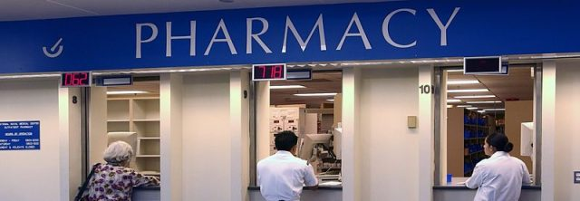 Pharmacy at National Naval Medical Center